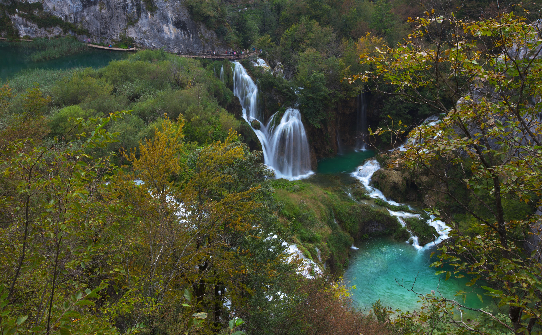 Plitwickie Jeziora – Park Narodowy w Chorwacji